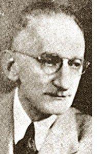 Louis Leon Thurstone (1887–1955)
